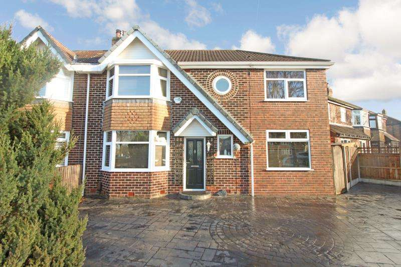 3 Bedrooms Semi Detached House for sale in Councillor Lane , Cheadle