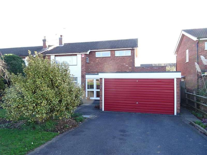 4 Bedrooms Detached House for sale in Hathern Road, Shepshed, Leicestershire