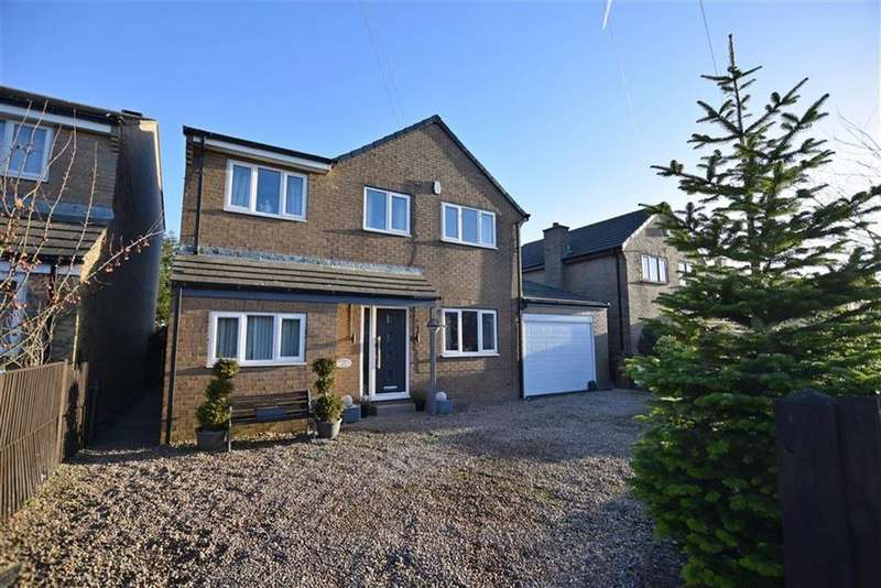 5 Bedrooms Detached House for sale in Wellthorne Avenue, Ingbirchworth, Sheffield, S36