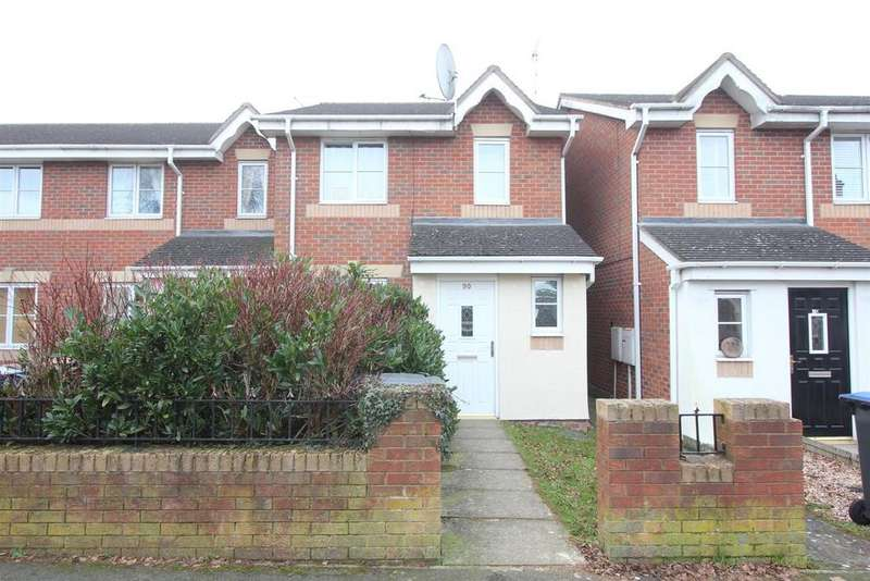 3 Bedrooms Town House for sale in New Street, Earl Shilton