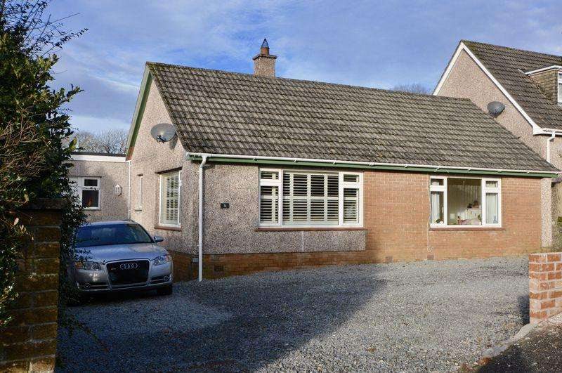 3 Bedrooms Bungalow for sale in Priory Close, Whitchurch, Tavistock. PL19 9DJ