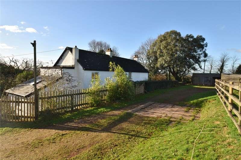 4 Bedrooms Detached House for sale in Tolcarne, Whitnage, Tiverton, Devon, EX16