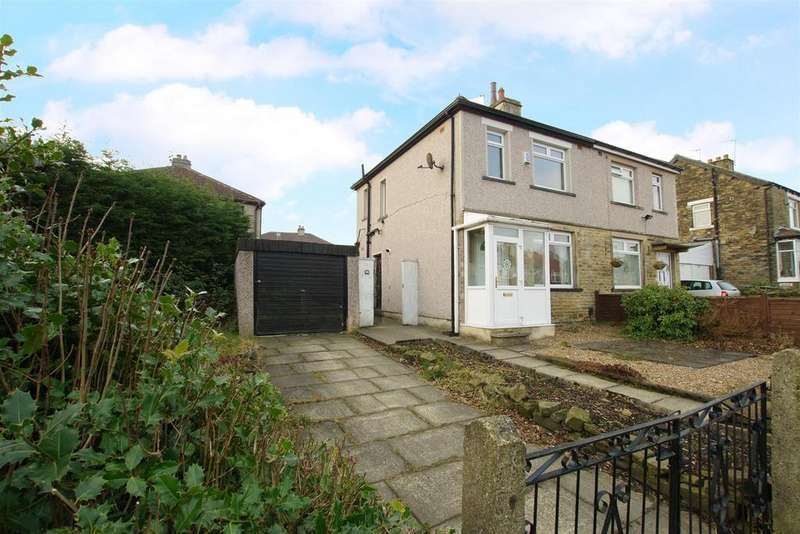3 Bedrooms Semi Detached House for sale in Norman Lane, Bradford, BD2