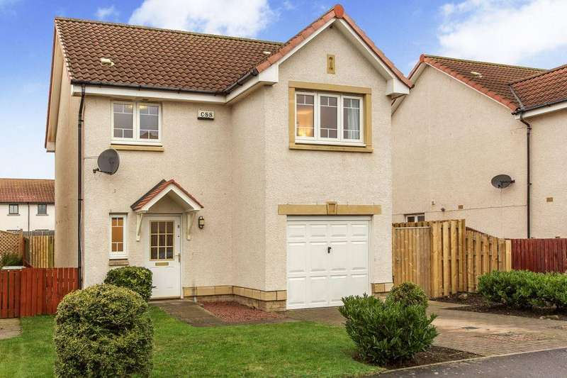 3 Bedrooms Detached House for sale in 8 Lawson Way, TRANENT, EH33 2QJ