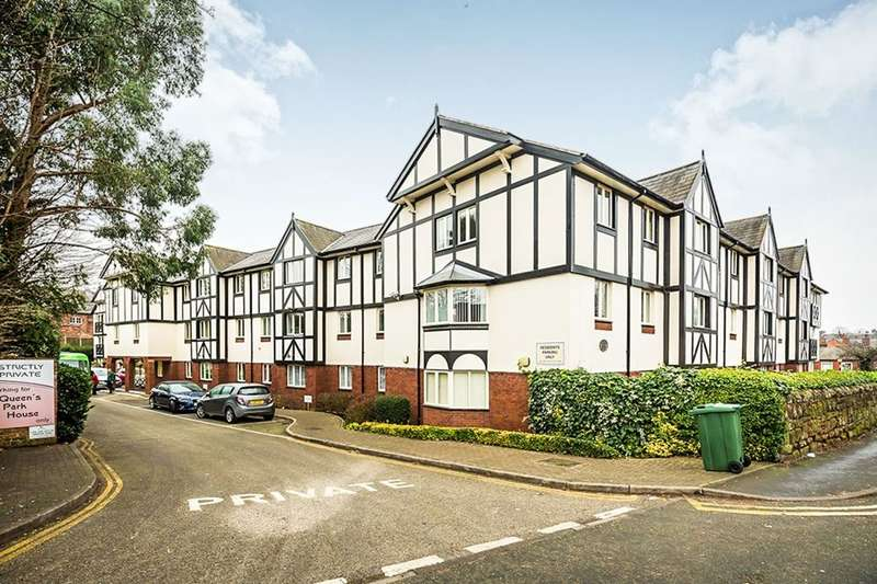 1 Bedroom Flat for rent in Queens Park View, Chester, CH4