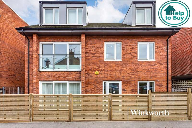2 Bedrooms Flat for sale in Lankaster Gardens, East Finchley, London, N2