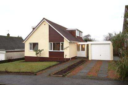 4 Bedrooms Detached House for sale in Castlehill Road, Stewarton