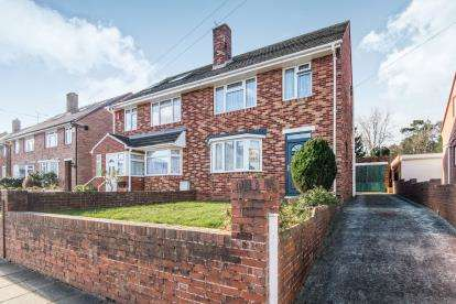 3 Bedrooms Semi Detached House for sale in Exeter, Devon