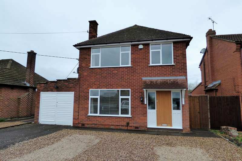 3 Bedrooms Detached House for sale in Nuneaton Road, Bulkington, CV12