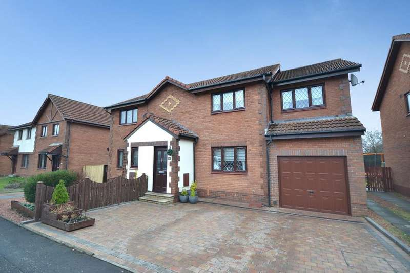 3 Bedrooms Semi-detached Villa House for sale in 36 Kenmore, Troon, KA10 6PF