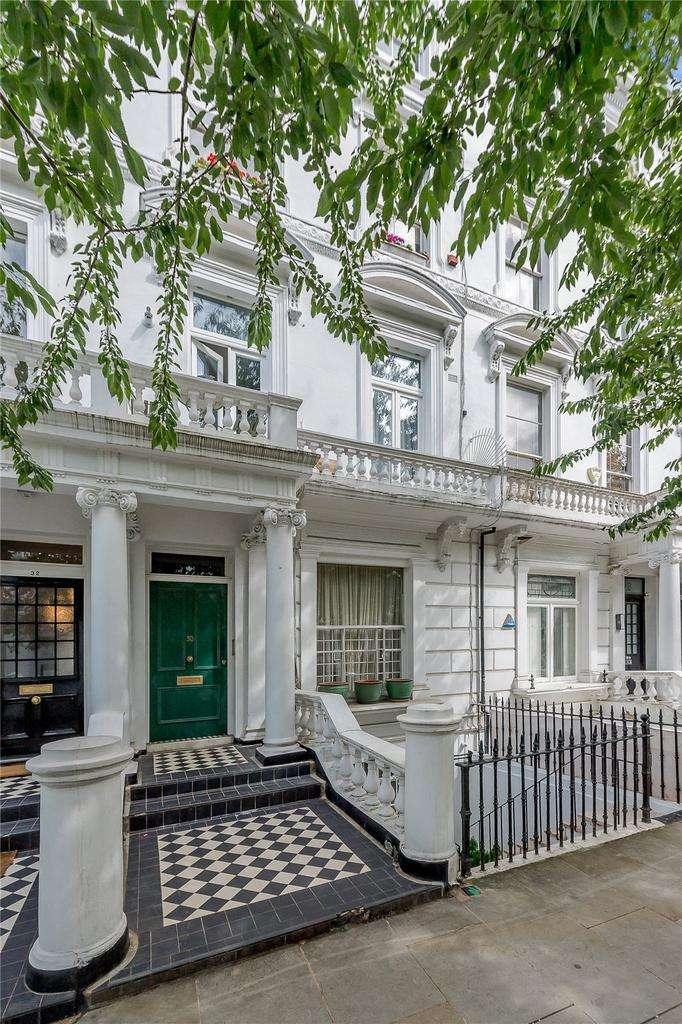 1 Bedroom Flat for sale in Brunswick Gardens, Kensington, London