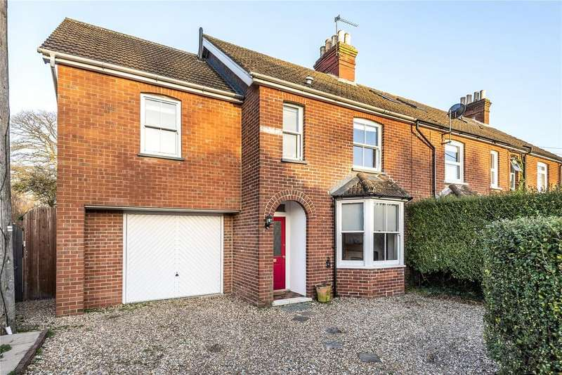 5 Bedrooms End Of Terrace House for sale in Lindford, Bordon, Hampshire, GU35