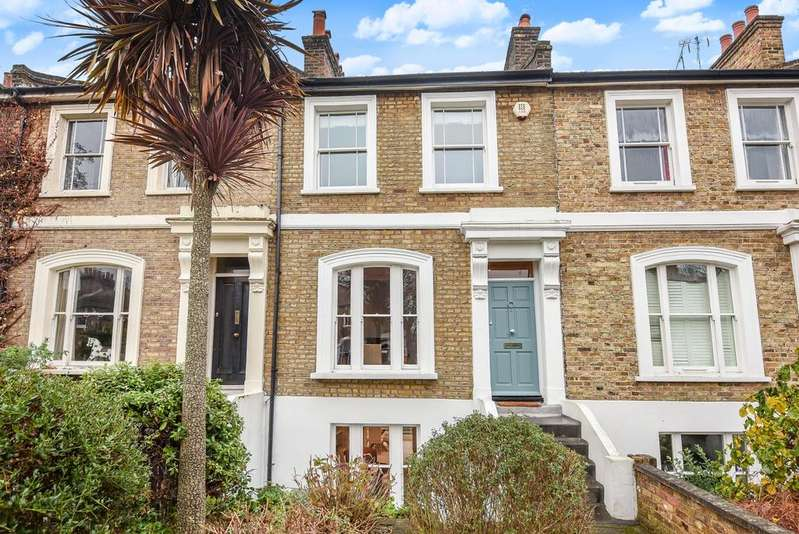 3 Bedrooms Terraced House for sale in Ashburnham Grove London SE10