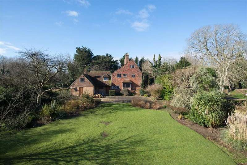 5 Bedrooms Detached House for sale in Sandy Lane, Tenterden, Kent