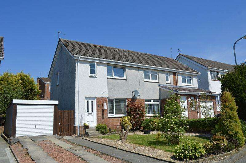 3 Bedrooms Semi-detached Villa House for sale in Broadwood, Coylton