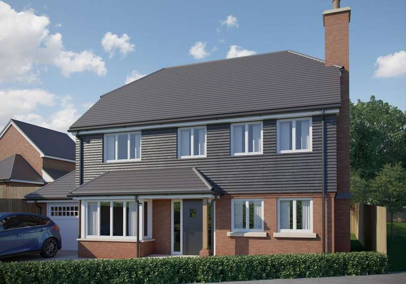 4 Bedrooms Detached House for sale in St Johns Road, Hedge End