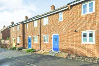 2 Bedrooms Terraced House for sale in Green Lane, Wixams, Bedford, Bedfordshire