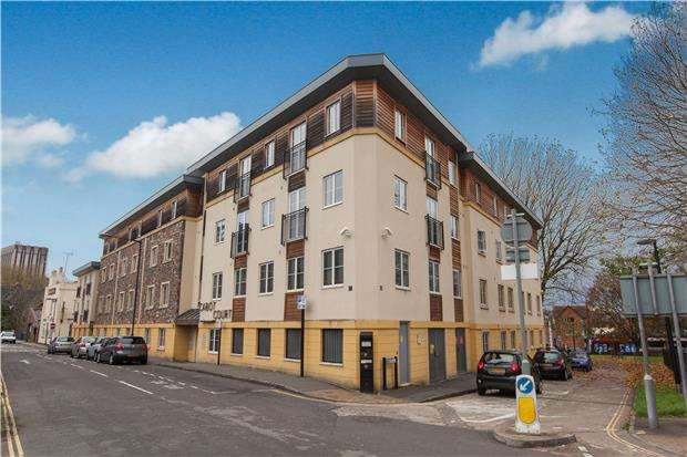 1 Bedroom Flat for sale in Cabot Court, Braggs Lane, BRISTOL, BS2 0AX