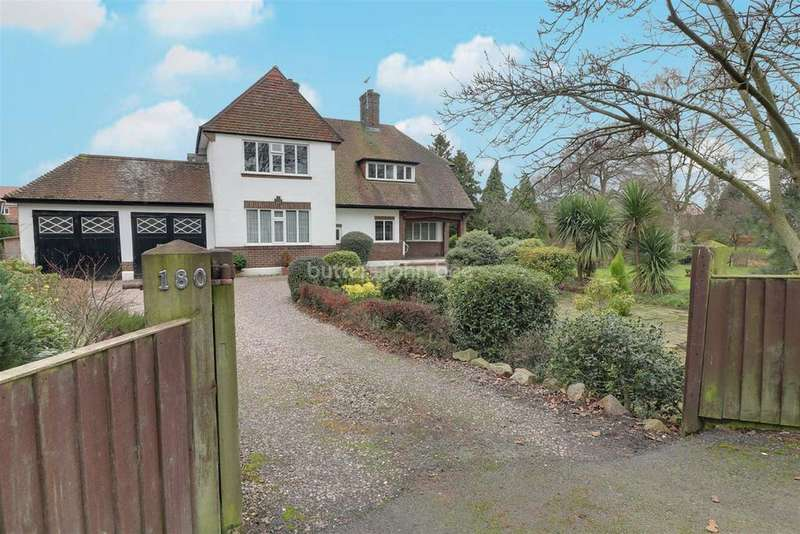 5 Bedrooms Detached House for sale in Middlewich Road