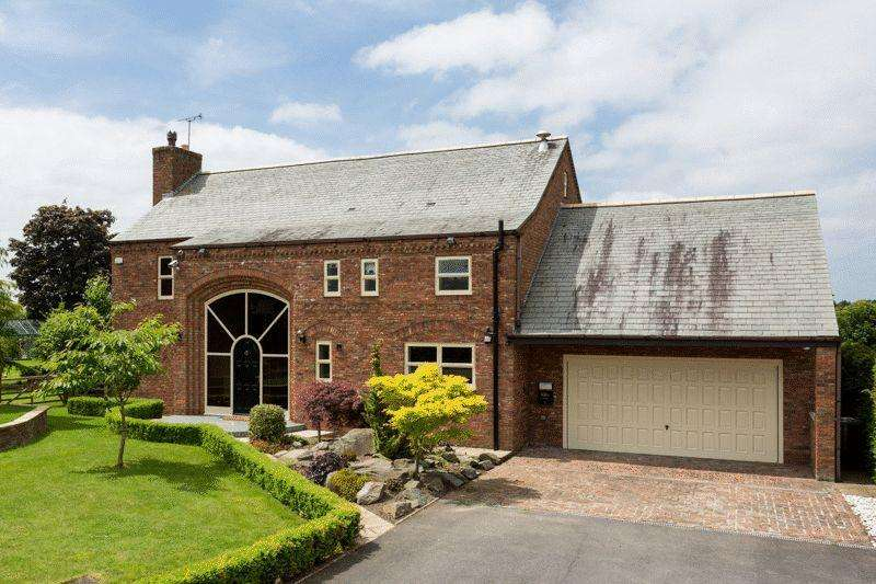 6 Bedrooms Detached House for sale in Church Lane, Wighill