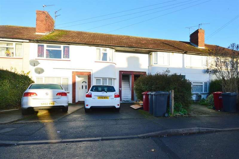 2 Bedrooms Maisonette Flat for sale in Wiltshire Avenue, Slough, Slough