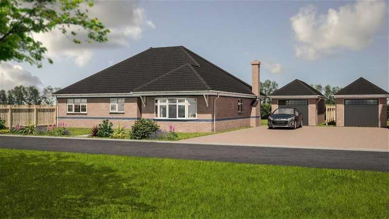 3 Bedrooms Detached Bungalow for sale in Plot 1, Cherry Blossom, Clacton-on-Sea