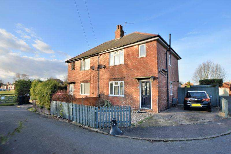 3 Bedrooms Semi Detached House for sale in College Close, Lincoln