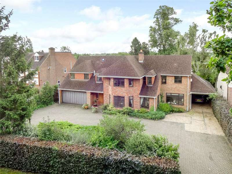 5 Bedrooms Detached House for sale in West End Lane, Stoke Poges, Buckinghamshire