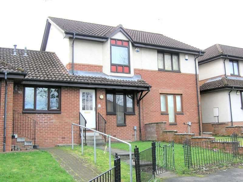 2 Bedrooms Terraced House for sale in Tormusk Drive, Castlemilk, Glasgow