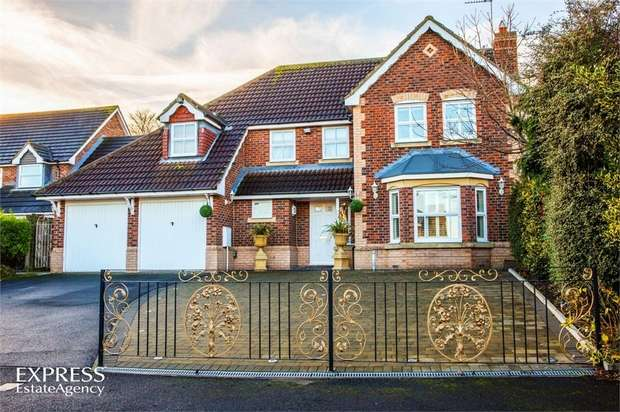 4 Bedrooms Detached House for sale in The Wynd, North Shields, Tyne and Wear
