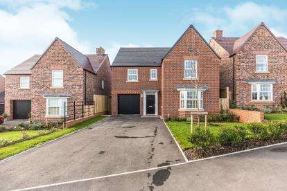 4 Bedrooms Detached House for sale in Sallowbed Way, Kempsey, Worcester, Worcestershire