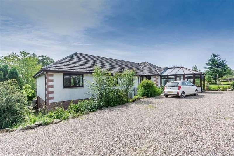 4 Bedrooms Detached House for sale in Kirkton Of Glenisla, Glenisla