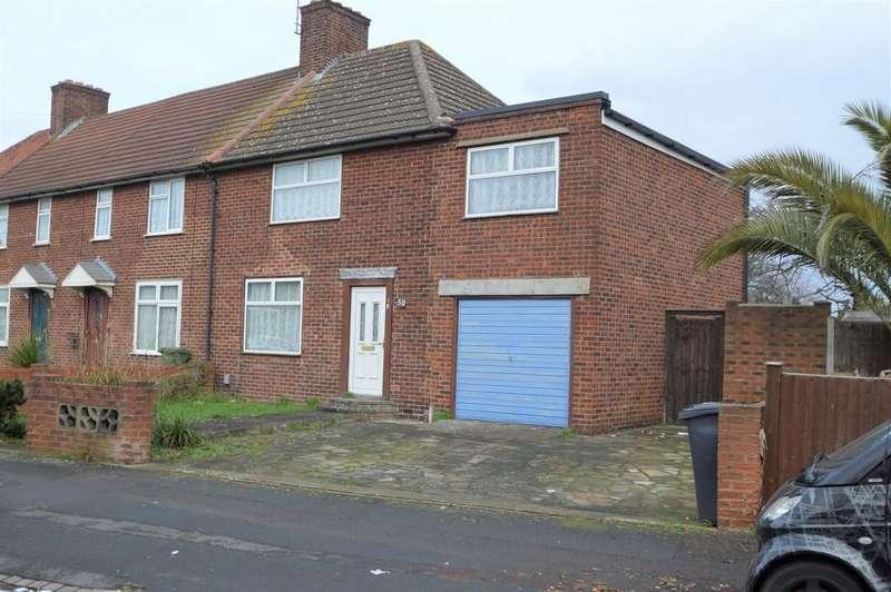 4 Bedrooms End Of Terrace House for sale in Halbutt Street, Dagenham