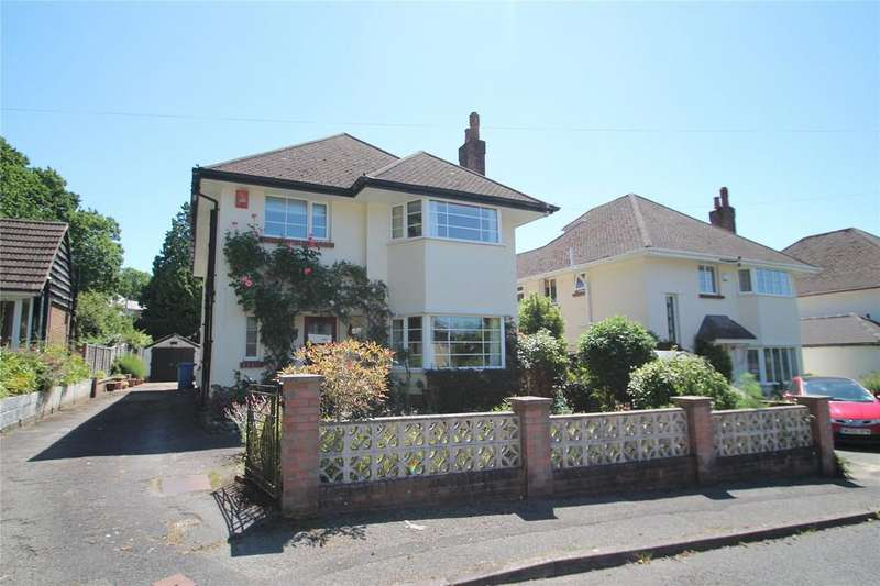 4 Bedrooms Detached House for sale in Harbour View Close, Lower Parkstone, Poole, BH14