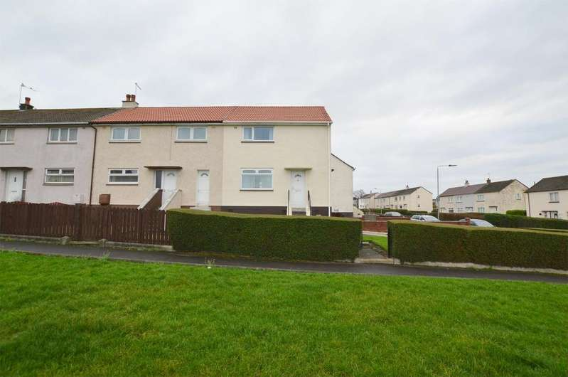 2 Bedrooms Terraced House for sale in 1D Pladda Road, SALTCOATS, KA21 6AF