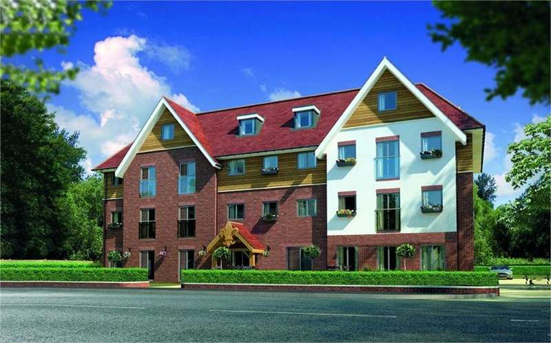 2 Bedrooms Retirement Property for sale in 2 Bedroom Dual-Level Retirement Apartments, Fleur-de-Lis, Yorktown Road, Sandhurst, Berkshire