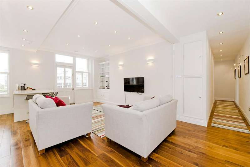 2 Bedrooms Flat for sale in Bedford Court Mansions, Bedford Avenue, Bloomsbury, London