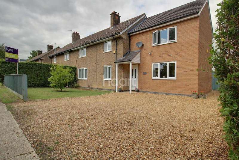 4 Bedrooms Semi Detached House for sale in Battlegate Road, Boxworth
