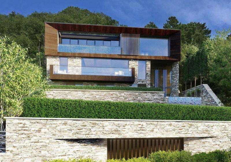 6 Bedrooms Land Commercial for sale in Chalet Des Arbres, Le Mont Gras D'Eau, JE3