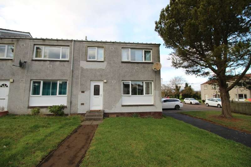 3 Bedrooms Property for sale in Warwick Close, Leuchars, St. Andrews, KY16