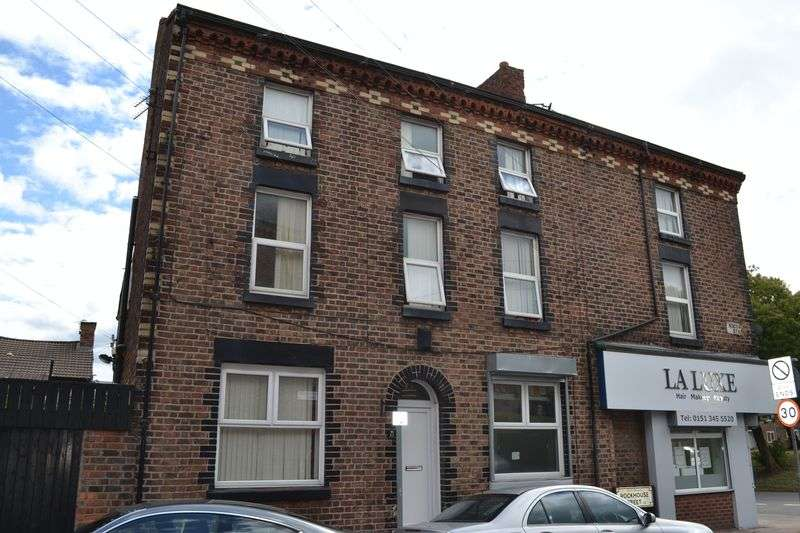 Property for sale in Rocky Lane, Anfield, Liverpool, L6 4BB