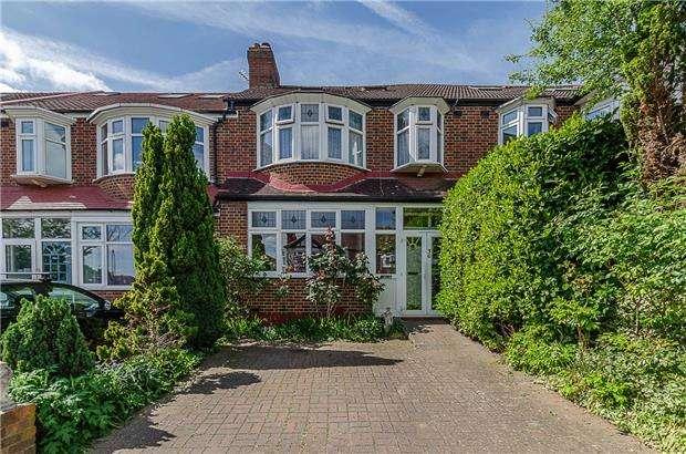 4 Bedrooms Terraced House for sale in Cherrywood Lane, MORDEN, Surrey, SM4 4HS