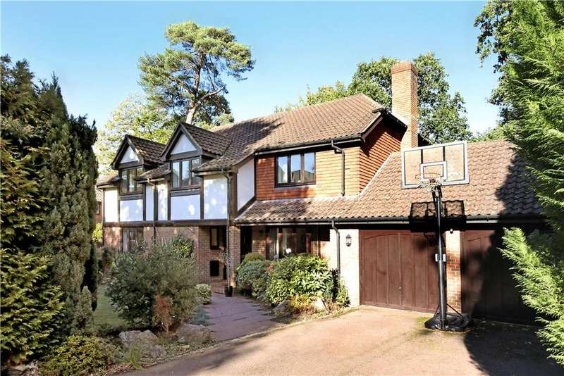 5 Bedrooms Detached House for sale in The Burlings, Ascot, Berkshire, SL5
