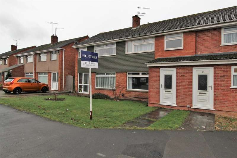 3 Bedrooms Terraced House for sale in Haycombe, Whitchurch, Bristol, BS14 0AJ