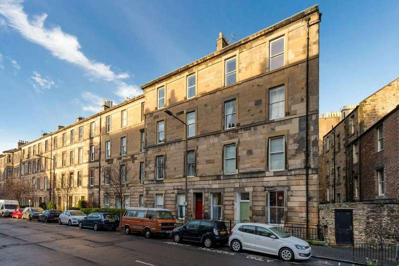 2 Bedrooms Flat for sale in 43 Lutton Place, Newington, EH8 9PF