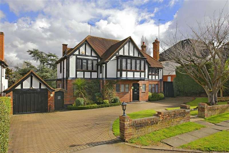 5 Bedrooms Detached House for sale in Pine Grove, Totteridge