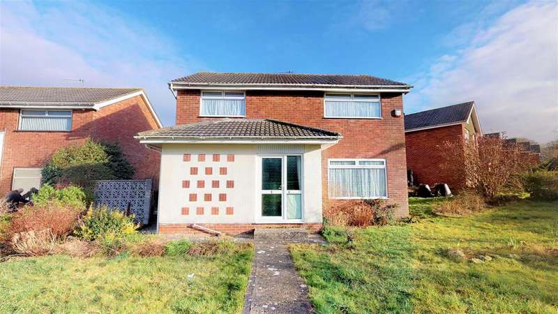 4 Bedrooms Detached House for sale in Cranwell Grove, Whitchurch