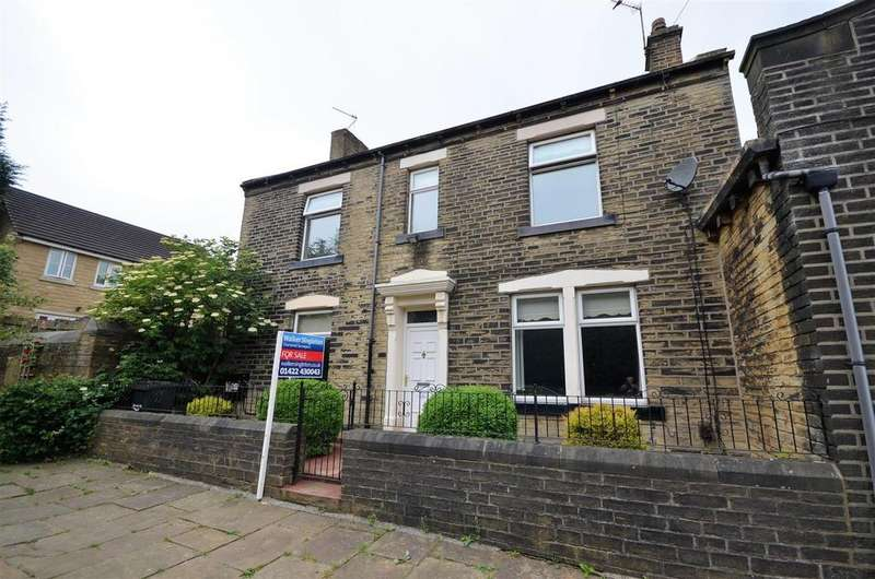 5 Bedrooms Semi Detached House for sale in Long Lover Lane, Halifax