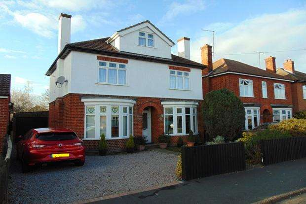 3 Bedrooms Detached House for sale in Westwood Avenue, March, PE15