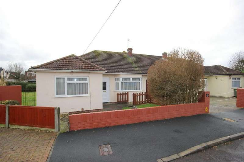 3 Bedrooms Bungalow for sale in Shellmor Close, Stoke Lodge, Bristol, BS34